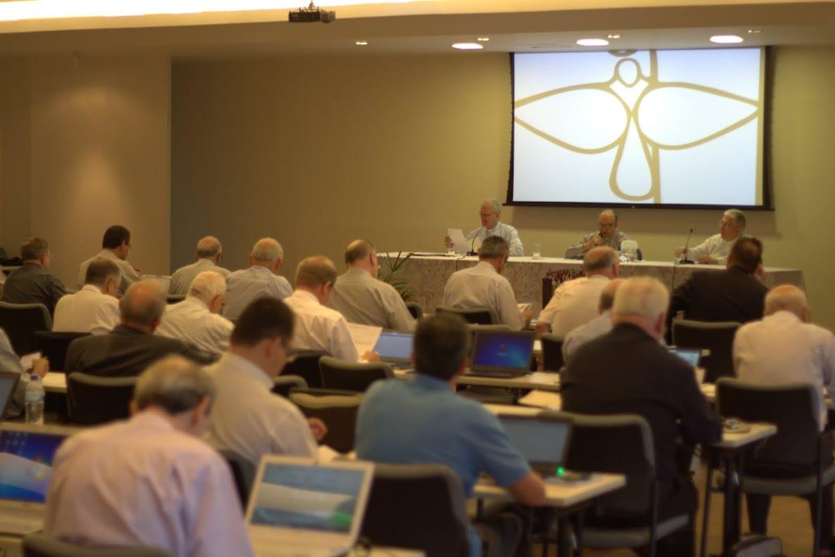 Dezoito Regionais da CNBB participam do Conselho Permanente da CNBB (Foto: Divulgação)