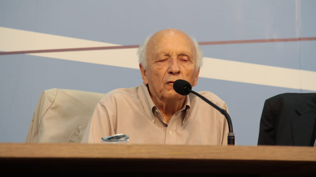 Jurista Rubens Ricupero disse que é muito difícil prever o movimento dos acontecimentos (Foto: CNBB/Divulgação)