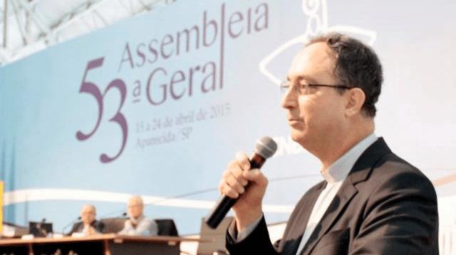 Arcebispo de Brasília foi eleito já na primeira rodada de votação (Foto: CNBB/Divulgação)