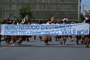 Organismo da CNBB espera que CPI evidencie os crimes cometidos pelo agronegócio e pelo estado sul mato-grossense (Foto: Arquivo/CIMI)