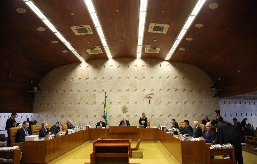 Decisão do STF foi questionada por diversas entidades ligadas à justiça, como a OAB e a Defensoria Pública de SP (Foto: Assessoria de Imprensa STF)