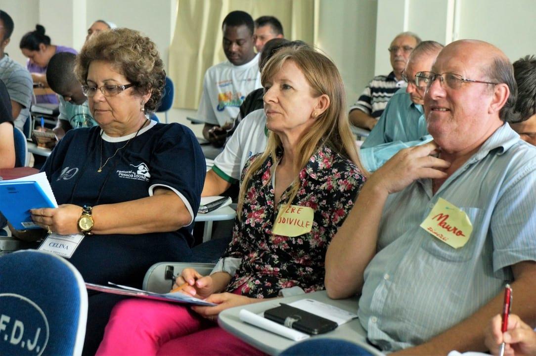 Audiências Públicas em cinco regiões de SC é uma das metas para este ano. Para isso agentes das Pastorais Sociais, irão pressionar o Poder Legislativo (Foto: Marcelo Luiz Zapelini/Agência Sul 4)