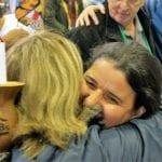 Diocese de Chapecó entrega cuias às 8 dioceses visitantes. A cuia simboliza a proximidade e a partilha das comunidades de base, quando nas rodas e momentos organização ela está presente. (Marcelo Luiz Zapelini/Agência Sul 4)
