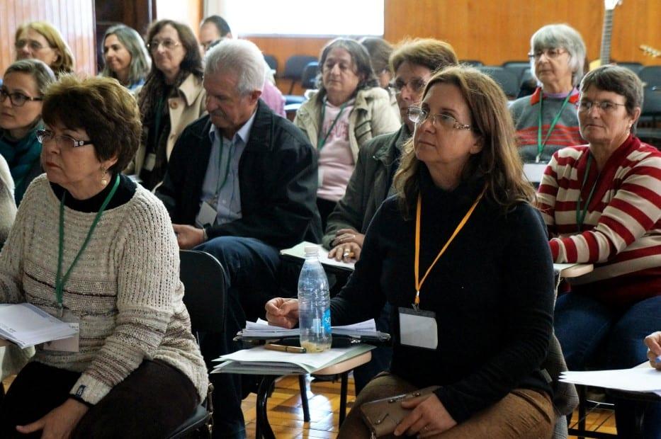 Participação qualificada Conselhos de Saúde é essencial para enfrentar pressão dos Governos, apontou curso da Pastoral da Saúde. (Marcelo Luiz Zapelini/Agência Sul 4)