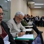 Delegada catarinense apresenta planos: incentivo à agroecologia é prioridade contra a degradação ambiental. (Marcelo Luiz Zapelini/Agência Sul 4)