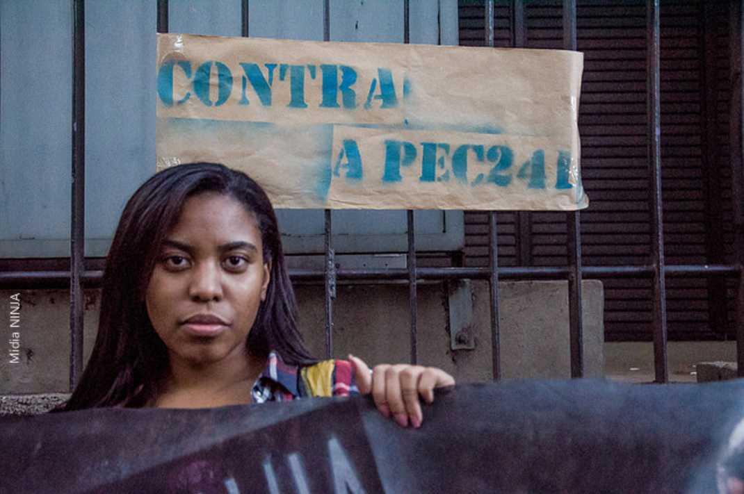 Bispos acreditam que mobilização social pode reverter aprovação dessa PEC. (Foto: Mídia NINJA)
